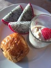 Breakfast at the Hilton Pattaya