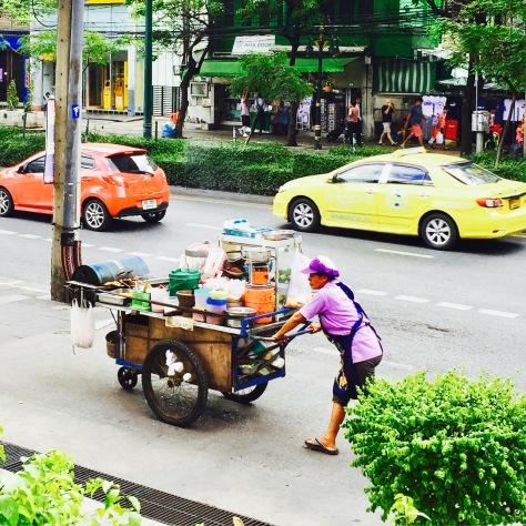 StreetCartBangkok