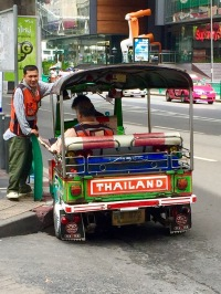Tuk Tuk transportion