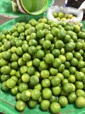 Limes at the Maeklong Railway Market