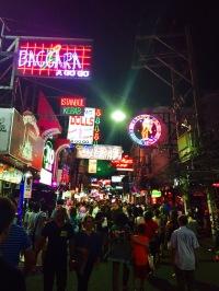 Pattaya at night