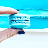 Macarons by Maddie Lu