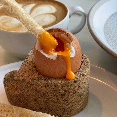 Soft Boiled Egg From the Farm